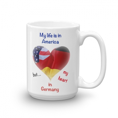 Germany Mug 15 oz