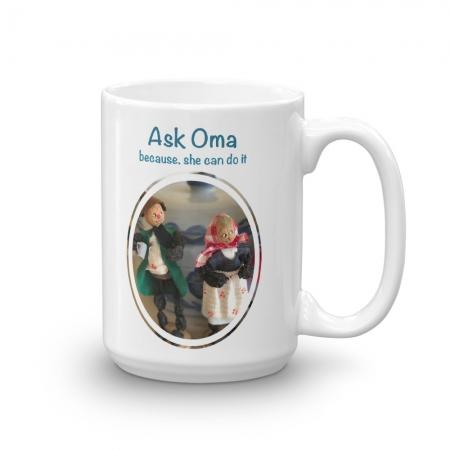 Omas Mug 15 oz