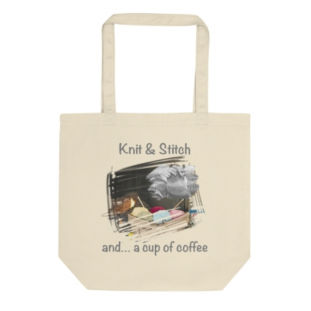 Knitters Tote Bag