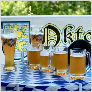 Oktoberfest and Food made with Authentic German Recipes