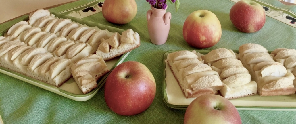 Simple Apple Cake for Oktoberfest Party Guide