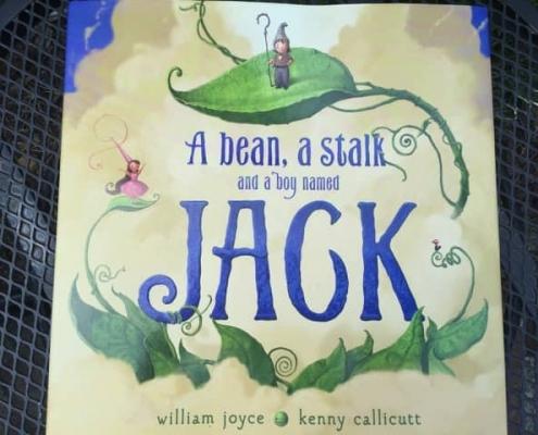 A bean, a stalk and a boy named Jack