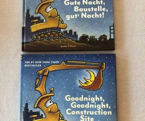 Gute Nacht, Baustelle, gut' Nacht