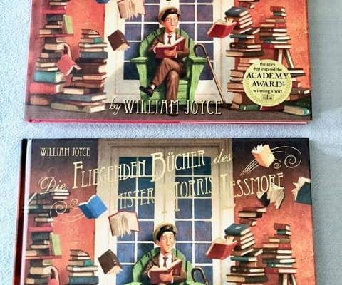 Die fliegenden Bücher des Mr. Morris Lessmore
