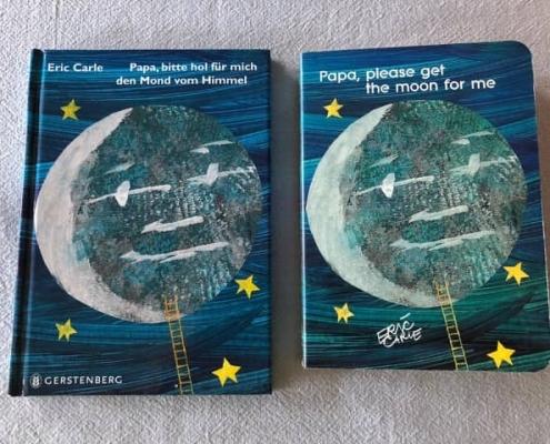 Papa bitte hol für mich den Mond vom Himmel