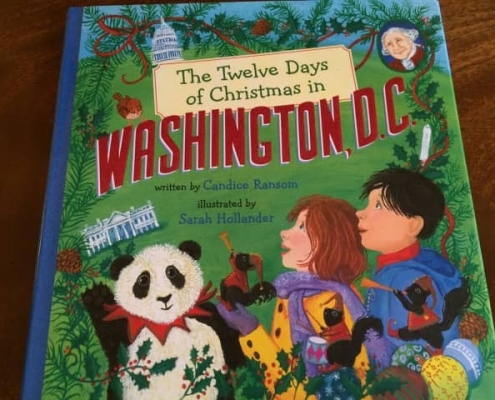 The twelve days of Christmas in Washington DC